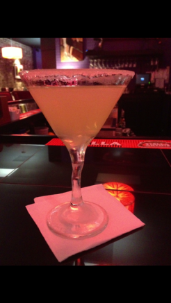 Lemon Drop! Martini