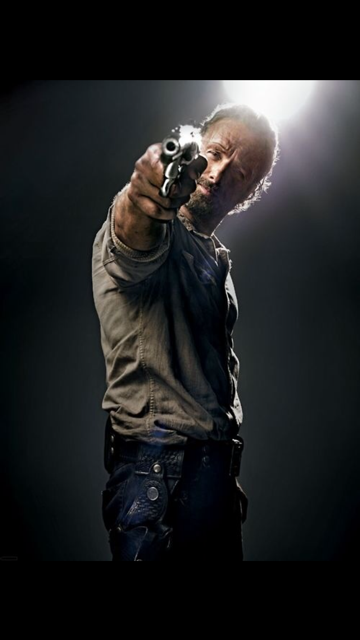 The Walking Dead, enough said!